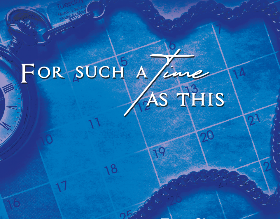 For Such a Time as This by Tina Chen Album Cover